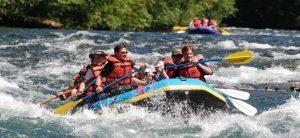 McKenzie River Rafting Judy Casad